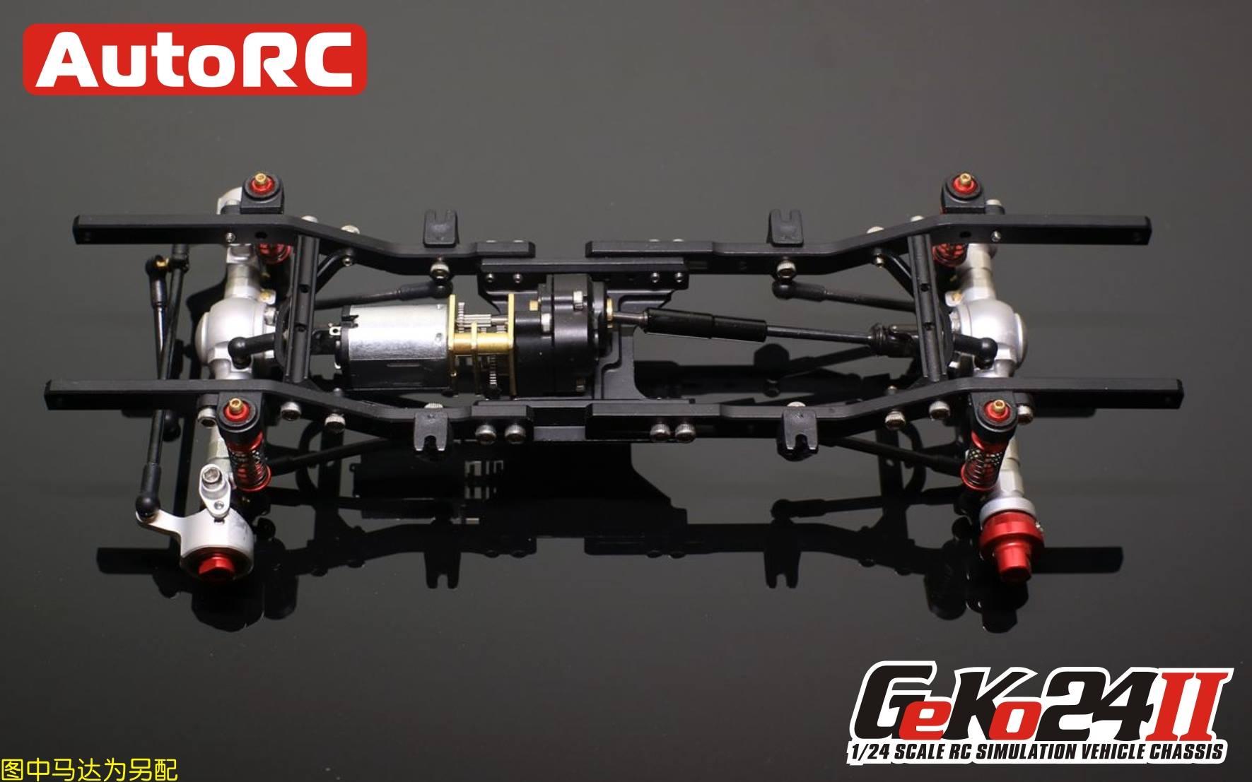 Geko GK-24 II Chassis Set