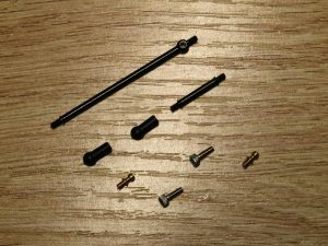 AU92213 Steering Rod