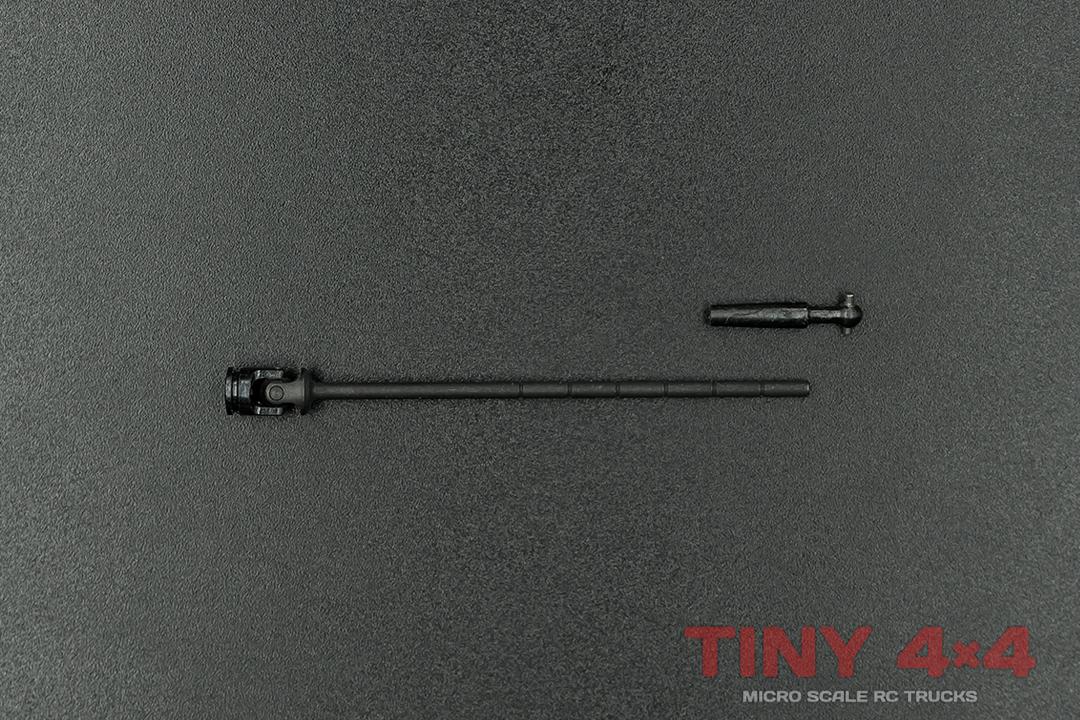 Customizable Steel Drive Shaft (31-65mm)
