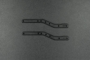 Geko24 MkII 67mm Front Chassis Rails