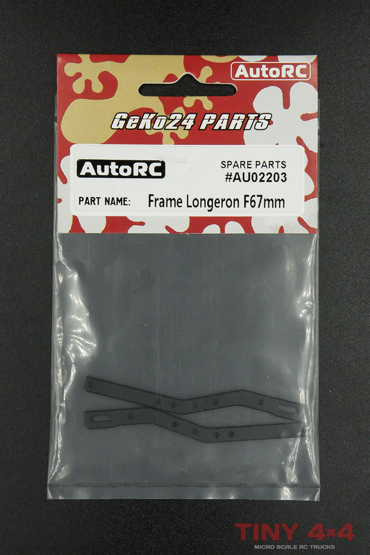 67mm Front Chassis Rails