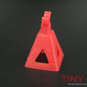 3D Printed Jack Stands for 1/24 Micro RC's