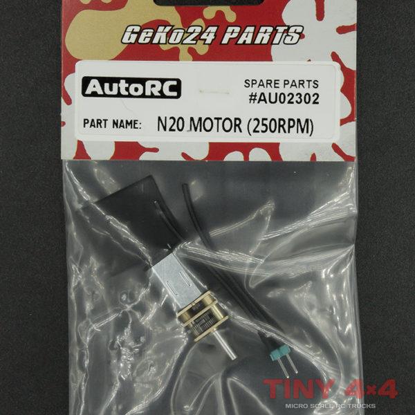N20 geared Motor