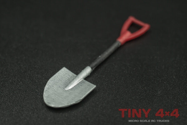 Shovel for 1/24 or 1/25 Micro RC's