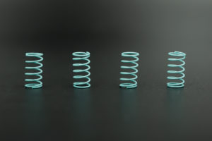Hop-up Coil Springs (Very Hard)
