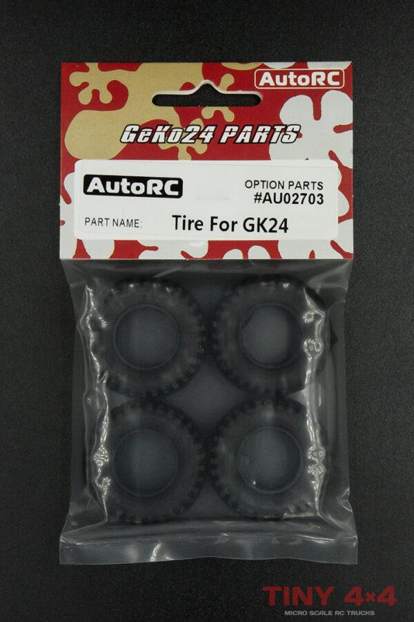 Geko24 GK-3318 Tires 18mm