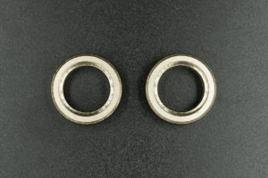 Brass Ring Wheel Weights