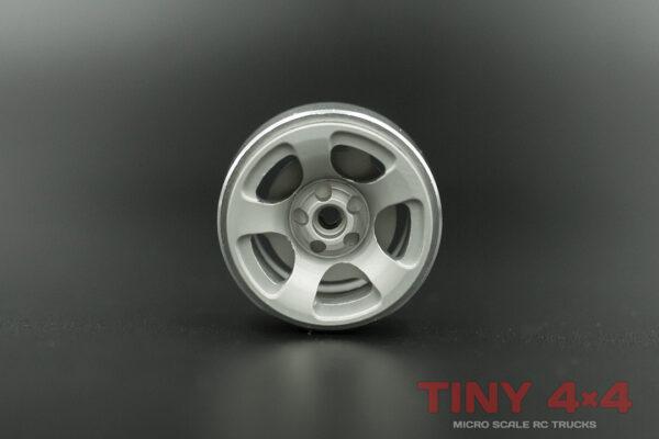 Geko24 Alloy Beadlock GK-5P18S Wheels