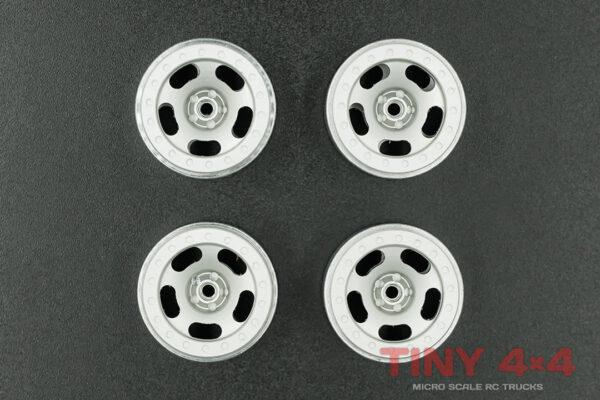Geko24 Alloy Beadlock GK-5P21S Wheels