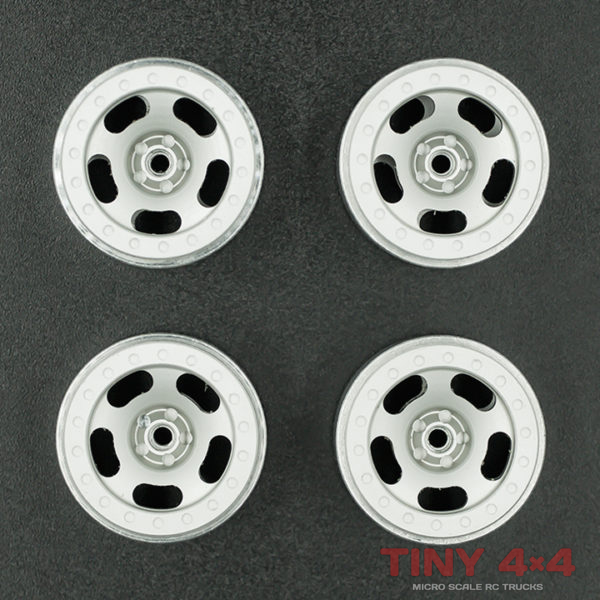 Alloy Beadlock GK-5P21S Wheels