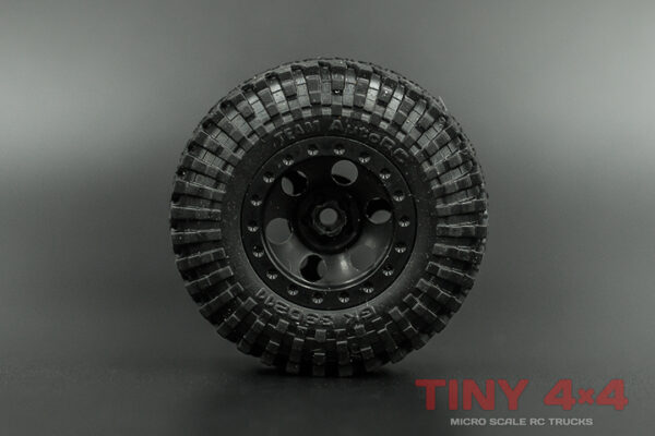 Alloy Beadlock GK-6C21B Wheels