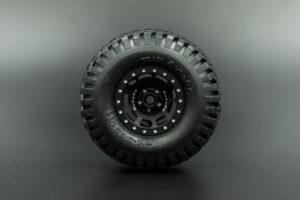Alloy GK-9P18B Wheels