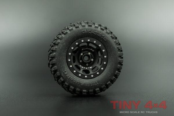 Alloy Beadlock GK-9P18B Wheels