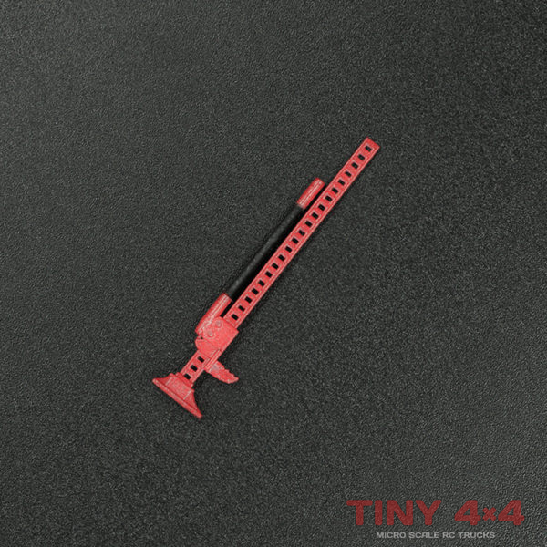 Hi-Lift Jack for 1/24 1/25 1/35 1/32 Micro RC's
