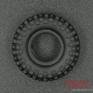 29mm Rock Crusher Single Tire for Orlandoo Hunter