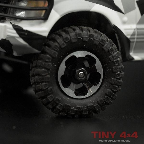 29mm Rock Crusher Single Tire for Orlandoo Hunter