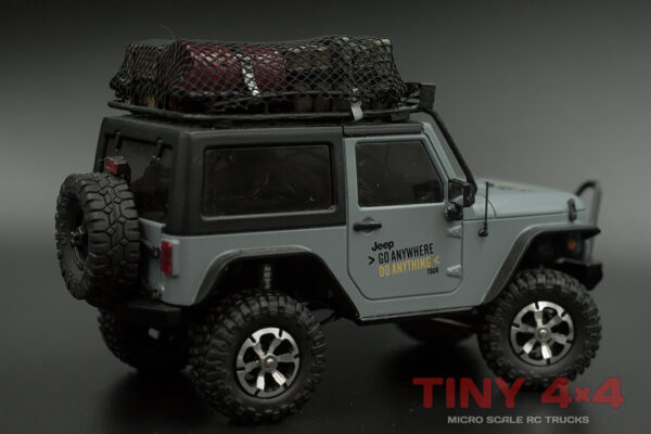 Cargo Net for Orlandoo Hunter Jeep