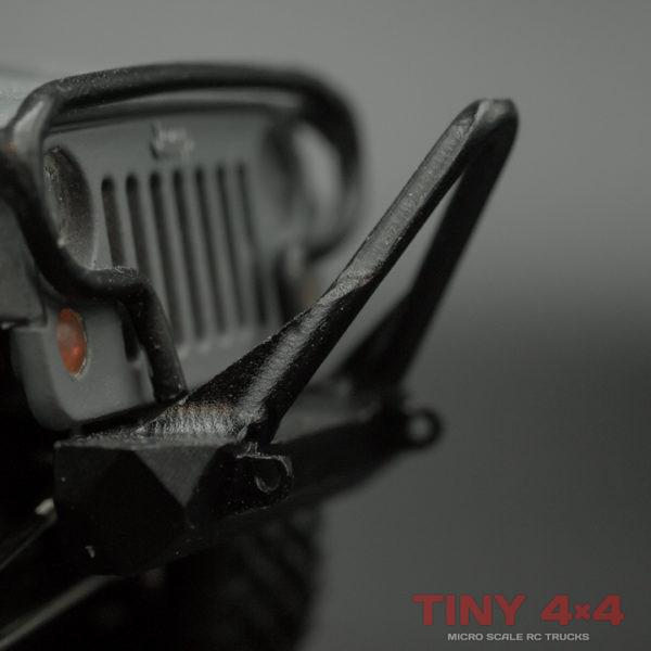 Aluminium Front Bumper