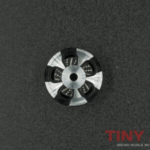 5-Spoke Alloy Wheel with Brake Disc
