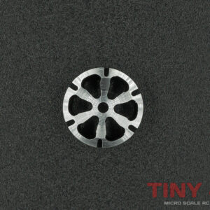 6-Spoke Alloy Wheel