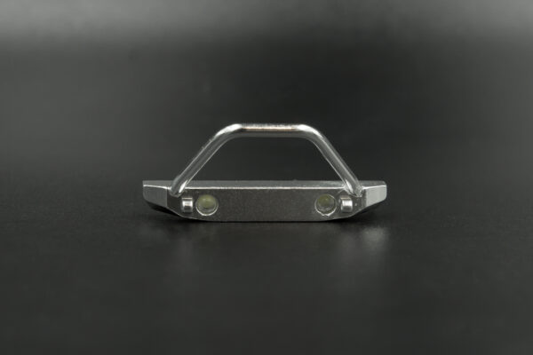 Alloy Front Bumper with LED's for Orlandoo Hunter OH35A01