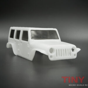 Jeep Wrangler Unlimited Body Set for Orlandoo Hunter