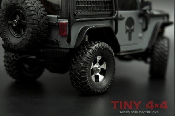 30mm Crawler Single Tire for Orlandoo Hunter