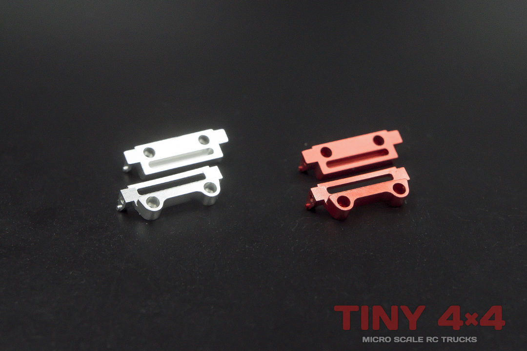Alloy Cross Members for Orlandoo Hunter A01 Jeep