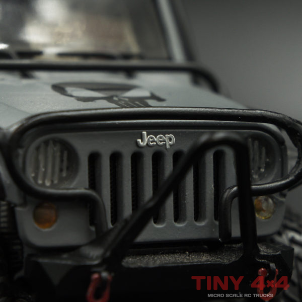 1/35 Jeep Logo Decals for Orlandoo Hunter Jeep