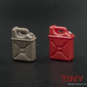 Jerry Cans for 1/35 and 1/32 Micro RCs