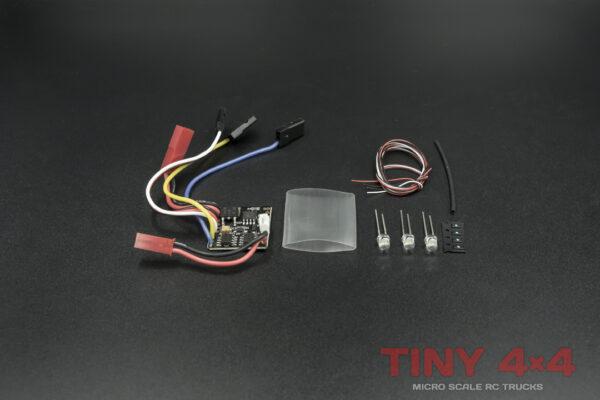 TS0001 Orlandoo Electronic Speed Controller ESC