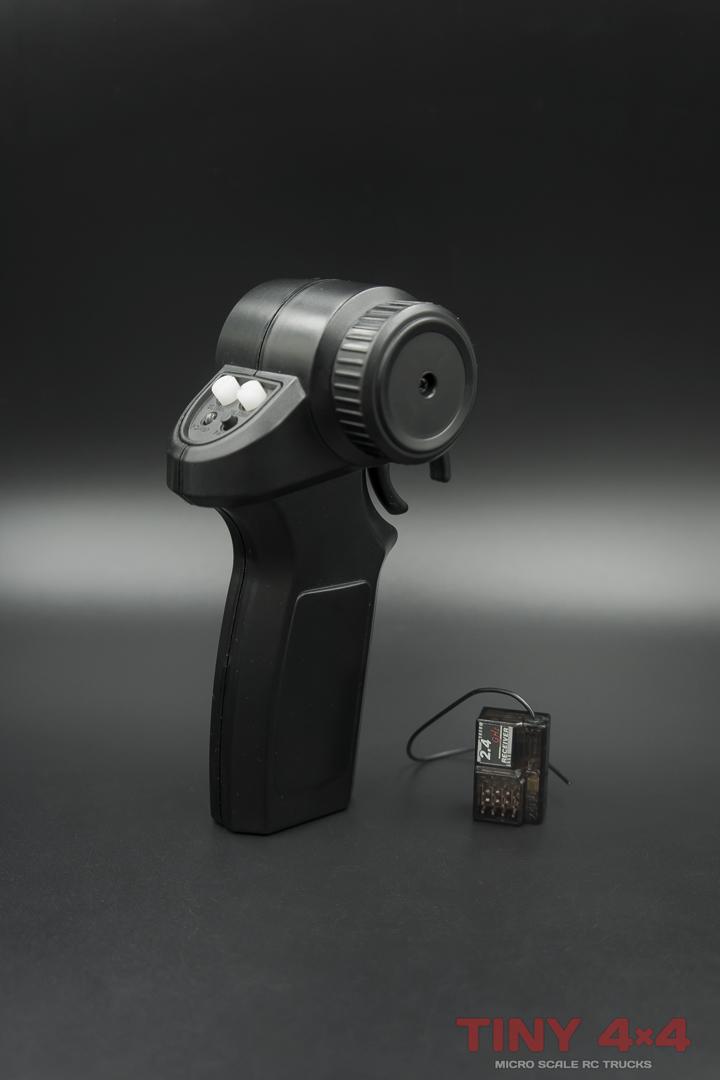Micro 2-Channel Radio System
