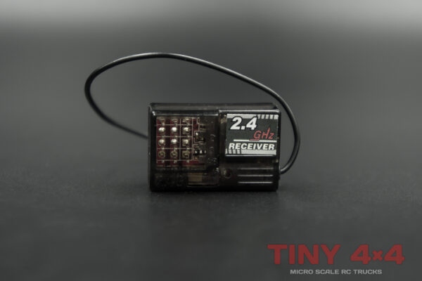 Micro 3-Channel Radio System