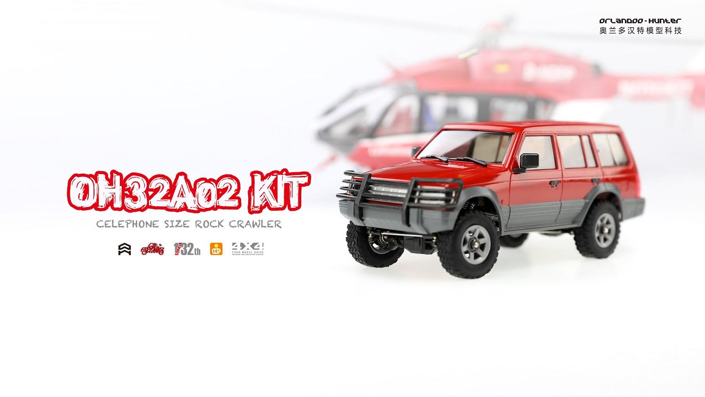 Orlandoo Hunter OH32A02 Kit