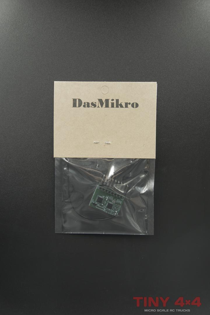 DasMikro 8 Channel Micro Receiver For Flysky