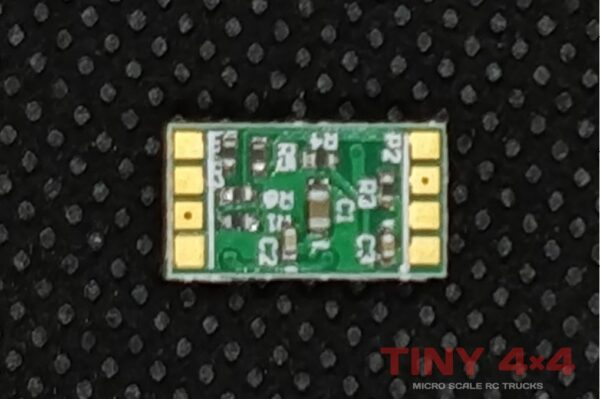 ESC for 1/87 Micro RC Cars 1S3A