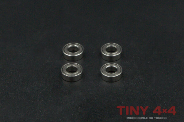 TA0025 3x6x2mm Ball Bearings for Orlandoo Hunter (4)