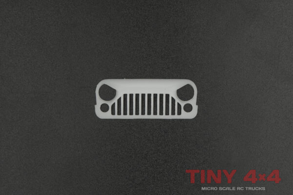 Angry Face Grille V2 for Orlandoo Hunter Jeep OH35A01