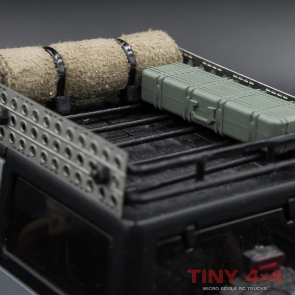 Ammo Crate for 1/35 and 1/32 Micro RCs