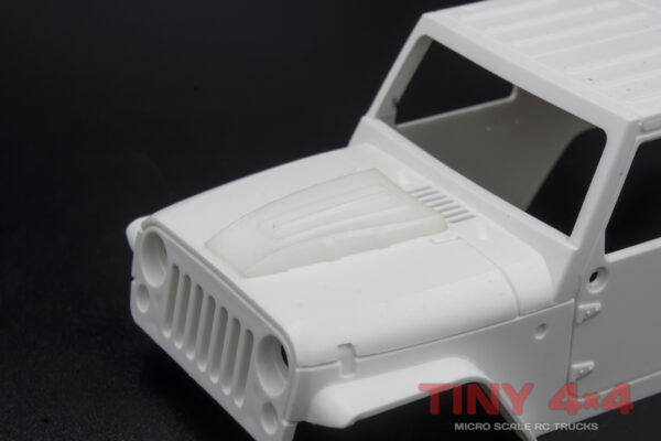 Hood Scoop for Orlandoo Hunter Jeep OH35A01