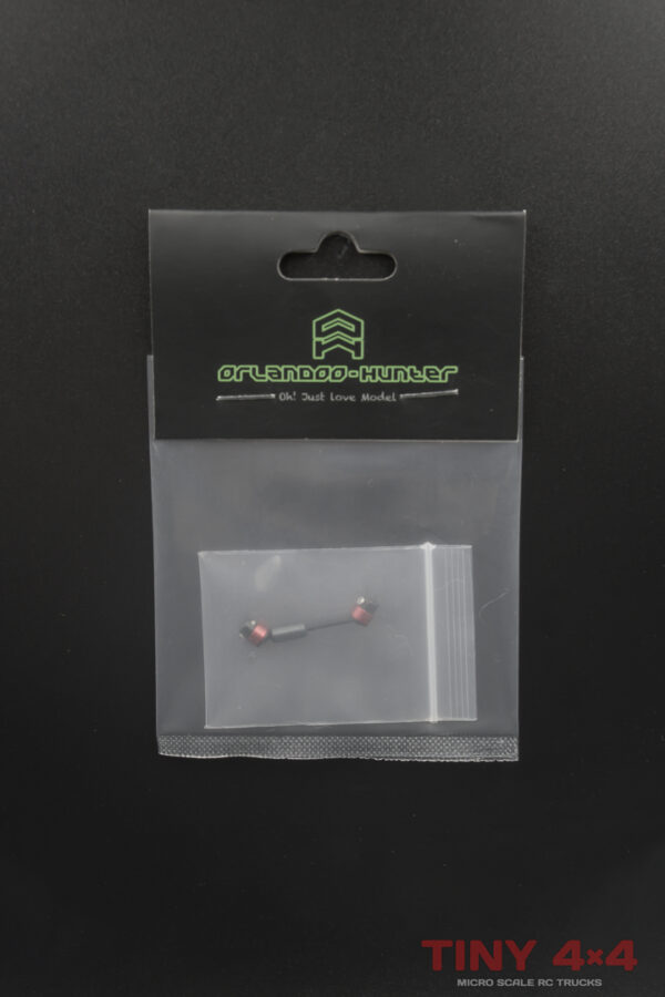 MD3-325 Ultrafine Single Metal Drive Shaft for Orlandoo Hunter