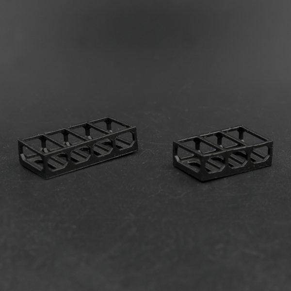 Jerry Can Rack for 1/35 and 1/32 Micro RCs
