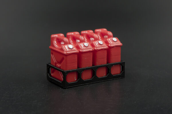 Jerry Can Rack for Micro RCs