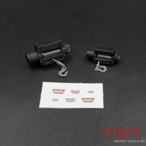 Winch (faux) for 1/32, 1/35 and 1/24 Micro RC's