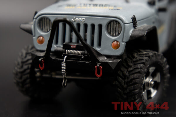 Dummy Warn Winch for Micro RCs