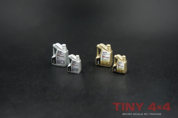 Motor Oil Containers for Micro RCs