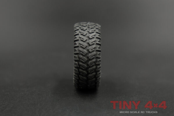 27.5mm Small Block Single Tire for Orlandoo Hunter