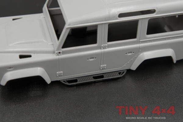 Universal Sidesteps for 1/35 and 1/32 Bodies