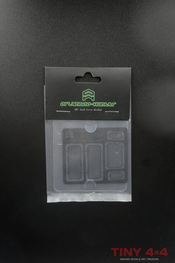 MX0033 Defender Window Mesh