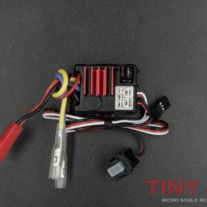 Brushed 2S Micro Crawler ESC